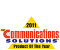 Winner  Communications Solutions Product of the Year Award 