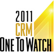 One to Watch  Sales Force Automation category from CRM Magazine