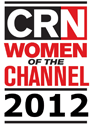 CRN Women of the Channel 2012 Award