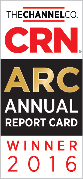 The Channel Co - CRN Annual Report Card Winner 2016