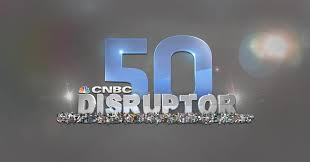 Named a CNBC 2015 Disruptor