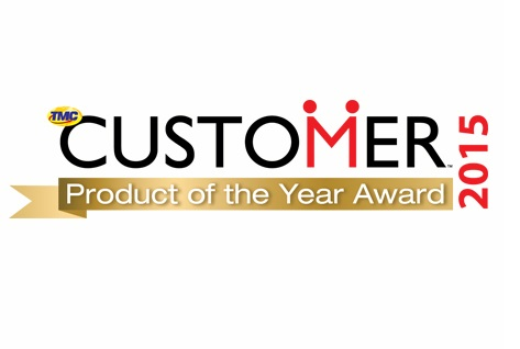 Winner – CUSTOMER 2015 Product of the Year