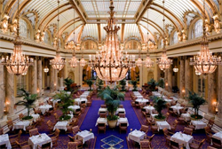 Garden Court at the Palace San Francisco Hotel